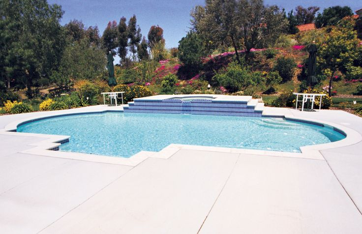 Roman / Grecian Pools - Blue Haven Custom Swimming Pool and Spa Builders