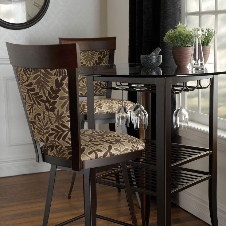 AMISCO Eleanor Stool 41410 Furniture