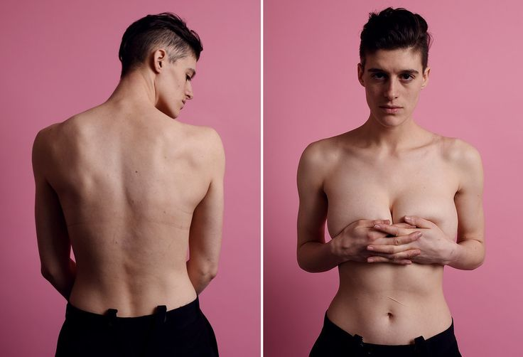 13 Reasons Rain Dove Is The Androgynous Model Of Your Dreams