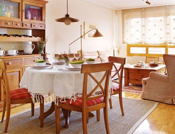 Ambientes 65 m2 muy aprovechados pequenas pocos metros - Reformas casas pequenas ...