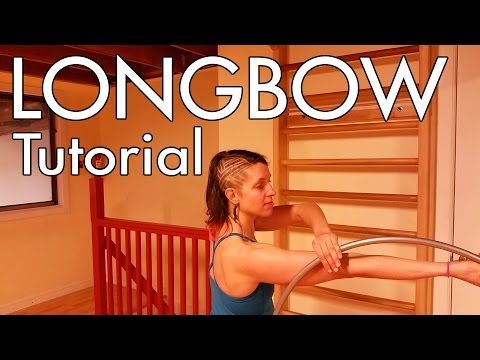 Longbow Tutorial- Wheels and Windows pt 5 - YouTube