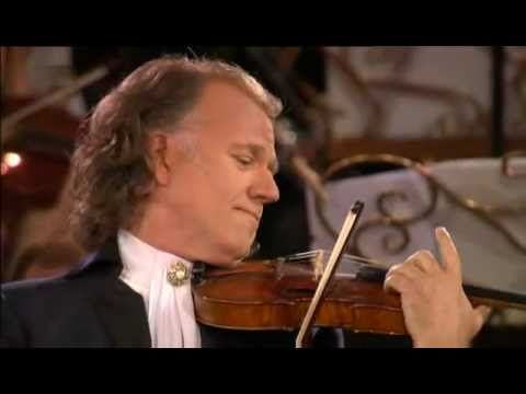 Andre Rieu - You raise me up 2010  Castle Island Mainau Lake Constance  Awesome Video Must SEE!