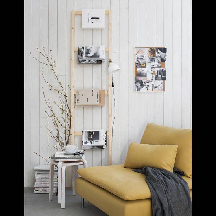 1000 id es sur le th me etagere echelle sur pinterest chelle tag re et e - Ikea etagere echelle ...