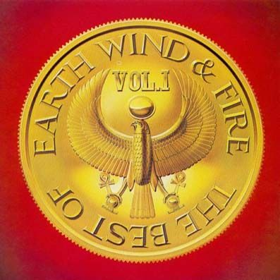 Earth Wind Fire The best of Earth Wind Fire VOL I.