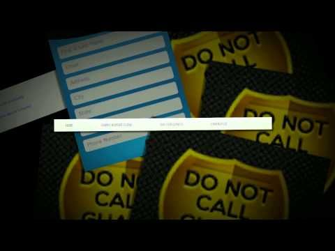 Do Not Call Registration | The Do Not Call list - YouTube