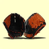 """The 2016 Mizuno MVP Prime SE 12.5"""" Fastpitch Softball Glove (GMVP1250PSEF4) is constructed with Bio Soft Leather for a quick and easy break in!"""