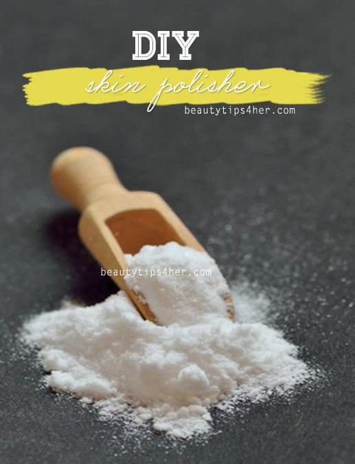 Smooth, Soft Skin with This DIY Skin Polishing Recipe   Beauty and MakeUp Tips