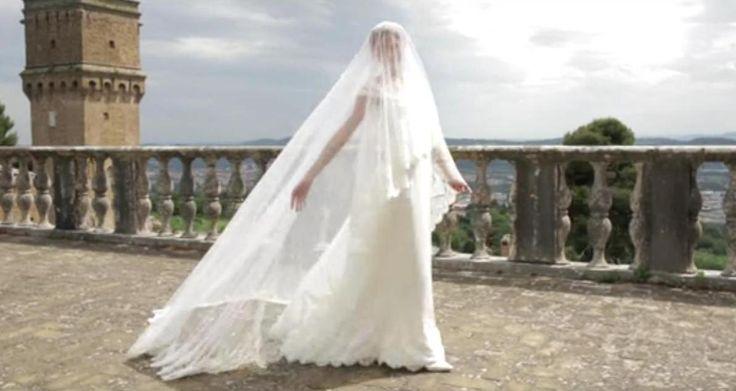 abiti da sposa 2016 alberta ferretti