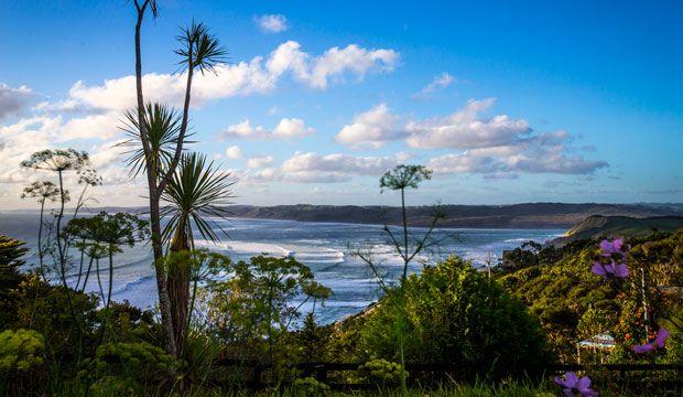 Raglan..New Zealand