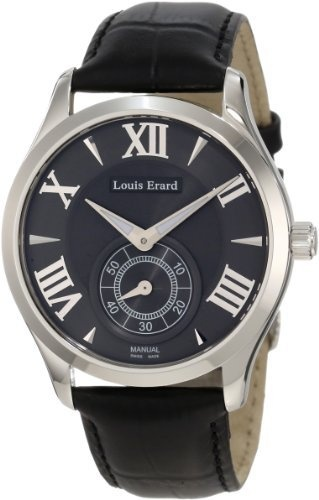 Louis Erard Mens 47207AA23.BDC02 1931 Automatic Charcoal Dial Black Leather Watch Louis Erard,http://www.amazon.com/dp/B005MVERGU/ref=cm_sw_r_pi_dp_nqrOrbD0E2EE47A0