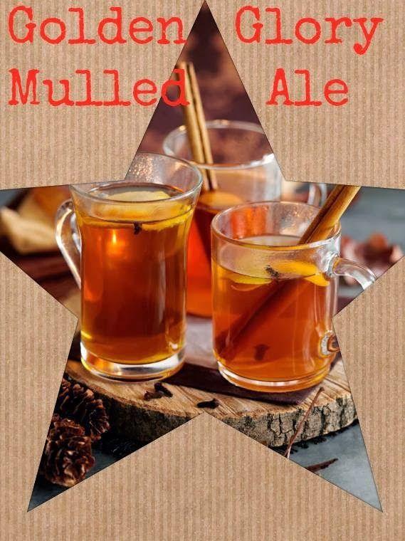 Clairejustine | UK Lifestyle | Over 40 Style Blog | Nottingham ...: Golden Glory Mulled Ale....