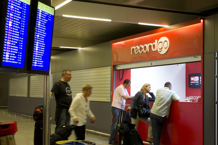 21 best images about record go airport offices on for Oficina de consumo alicante