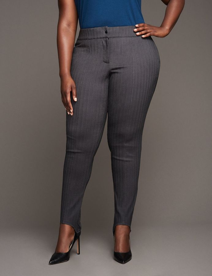 c9d9d9fd56163 Stirrup Pant by GLAMOUR X LANE BRYANT Stirrup Pants, Plus Size Pants, Lane  Bryant
