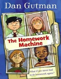 The Homework Machine   Book by Dan Gutman   Official Publisher     Pinterest Figurative Language Review