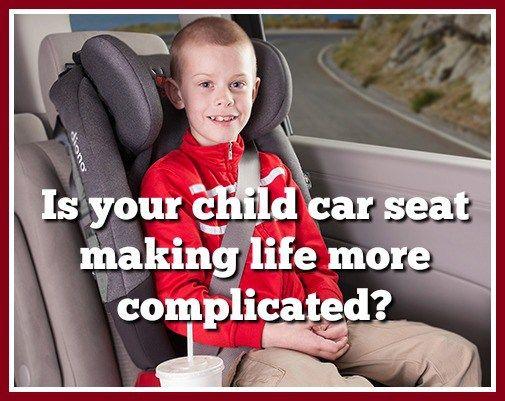 car seat complicated promo