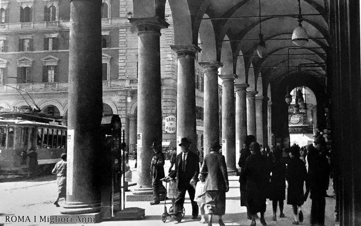 Colonnato Piazza Vittorio 1929