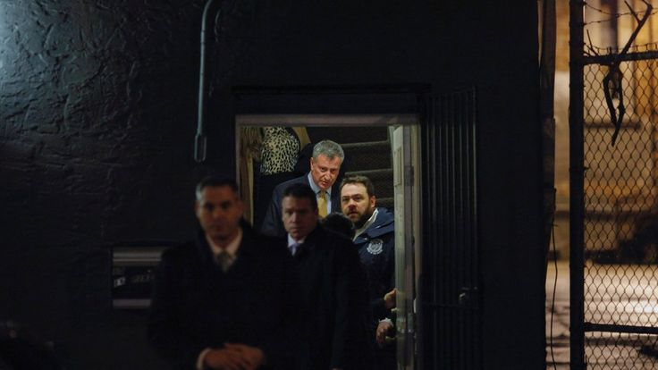 Mayor de Blasio Announces Retraining of New York Police - THE NEW YORK TIMES #DeBlasio, #NewYork, #Police