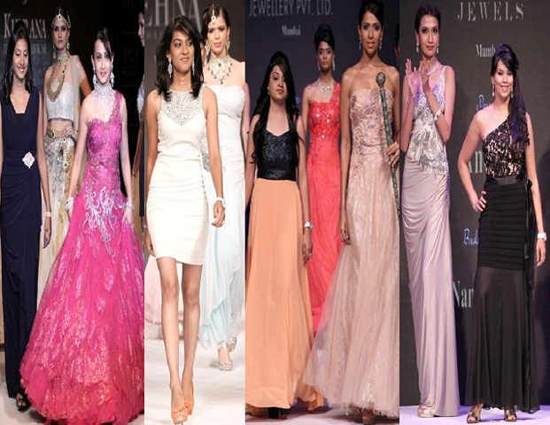 #IGI's jewelry designer graduates showcased their remarkable talent at the India International Jewellery Week in Delhi
