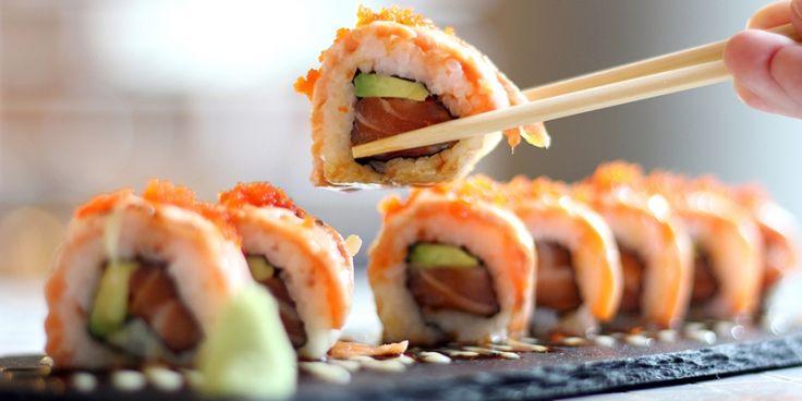 Sushi-liefhebbers! Nieuw Japans streetfoodfestival strijkt neer in Nederland | ELLE Eten