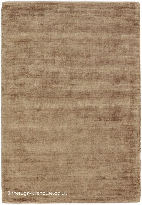 Trendy Shiny Taupe Rug A Luxury Hand Woven Modern Made From 100