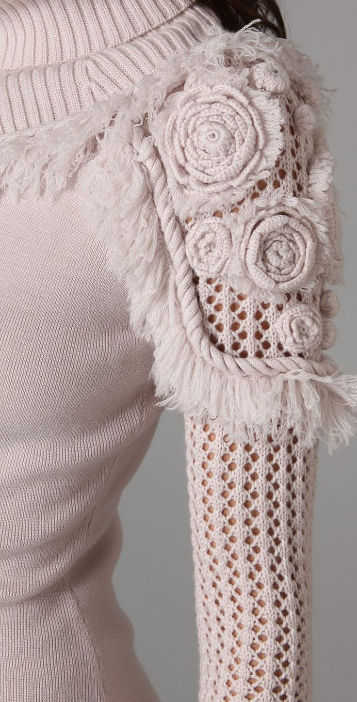 Outstanding Crochet: Designer: Temperley London