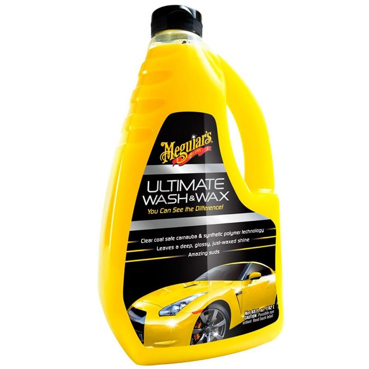 19 best best car wash soap images on pinterest car wash soap auto meguiars ultimate wash and wax 48 oz ultimate wash and wax is the perfect way to clean and shine your cars finish in between regular waxing solutioingenieria Image collections