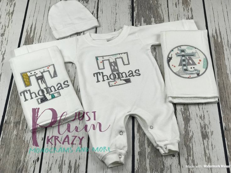 Excited to share the latest addition to my #etsy shop: Baby boy coming home outfit,newborn boy outfit,baby boy outfit,boy shower gift,baby boy sleeper,baby boy monogrammed outfit,baby boy romper