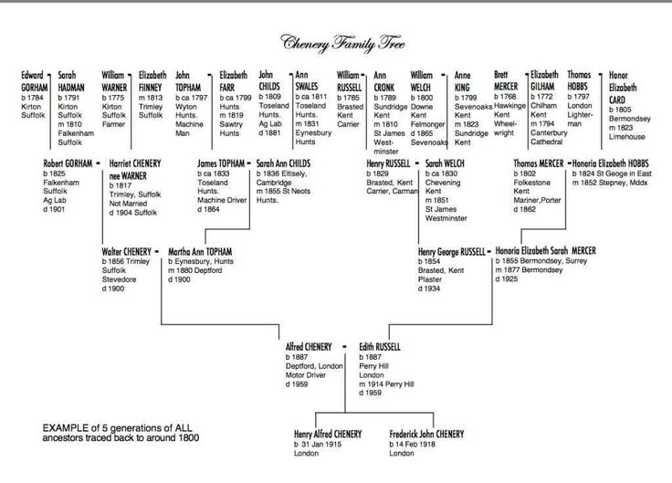 199 Best Genealogy Charts Tree Images On Pinterest | Genealogy