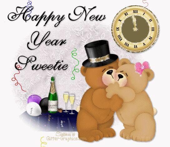 Happy New Year Sweetie