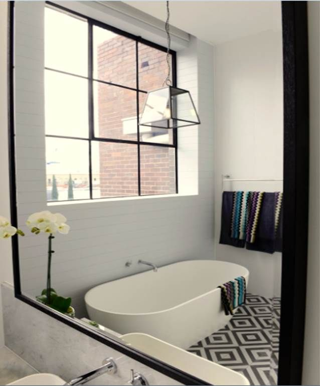 Get the look: The Block Glasshouse main bathroom reveals that wowed the judges (Darren and Deanne)