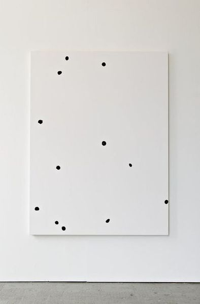 #dots: Polka Dots, Diy Art, Art Inspiration, Adam Mcewen, Dots Art, Dresden Ii 2005, Contemporary Art, Mcewen Dresden, Dots Canvas