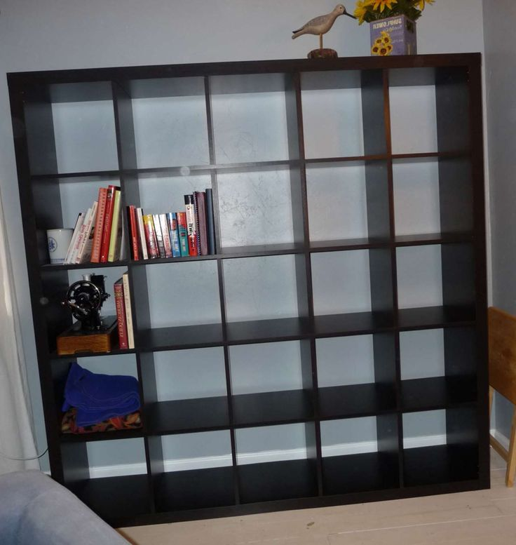 Black Unusual Shelving Units ~ http://www.lookmyhomes.com/unusual-shelving-units-to-keep-your-books/