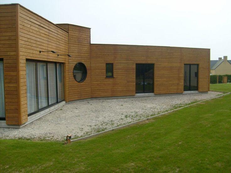13 best Maison bois images on Pinterest Wooden houses, Container - prix d une extension de maison de 20m2