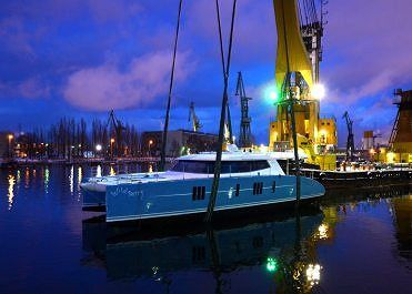 Wildberry - the First Sunreef 74 Model Already on Water!