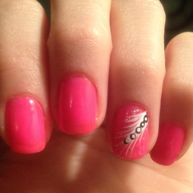 Shellac nail polish :)