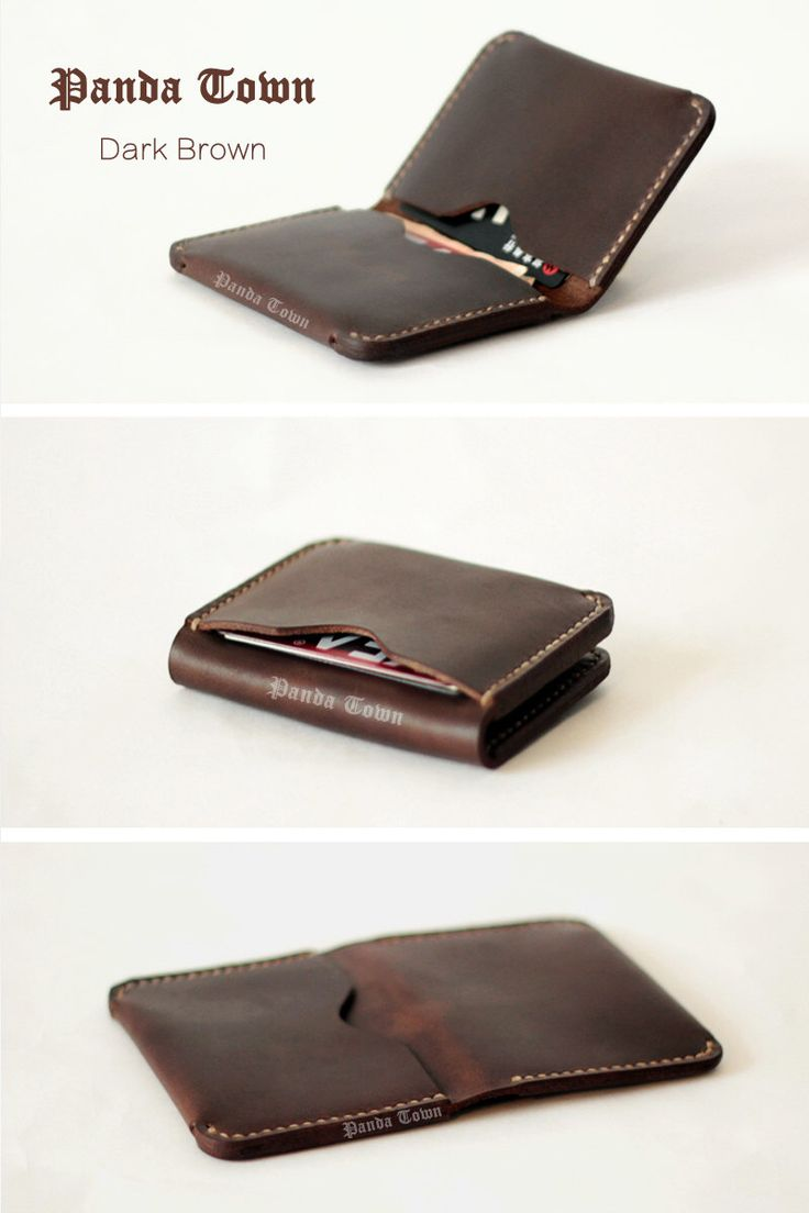 474 best men wallet images on pinterest wallets leather for Gift for man who wants nothing