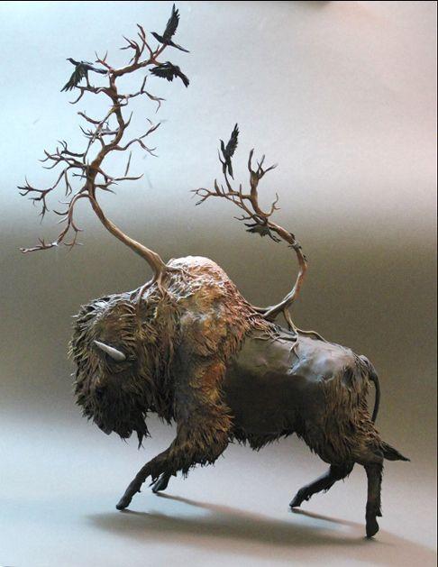 Sculpture Sample 15 - Ellen Jewett-1