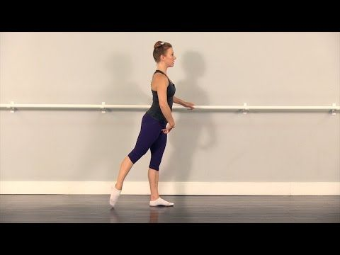 Classical Ballet Barre FULL Workout with Estelle Shaw