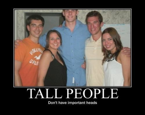 The struggles of being TALL (26 photos) | Photos and The o ...
