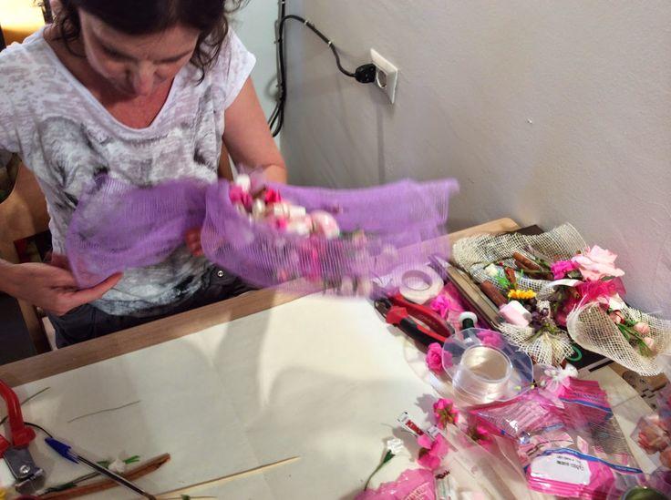 LIBELLULANDO....: Ognuno si faccia i fiori propri