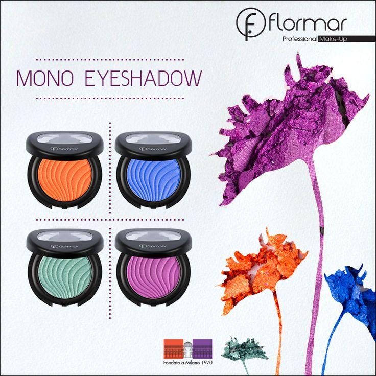 Adaugă puţină culoare acestei toamne cu ajutorul fardului Mono Eyeshadow. Preţ 16 lei.