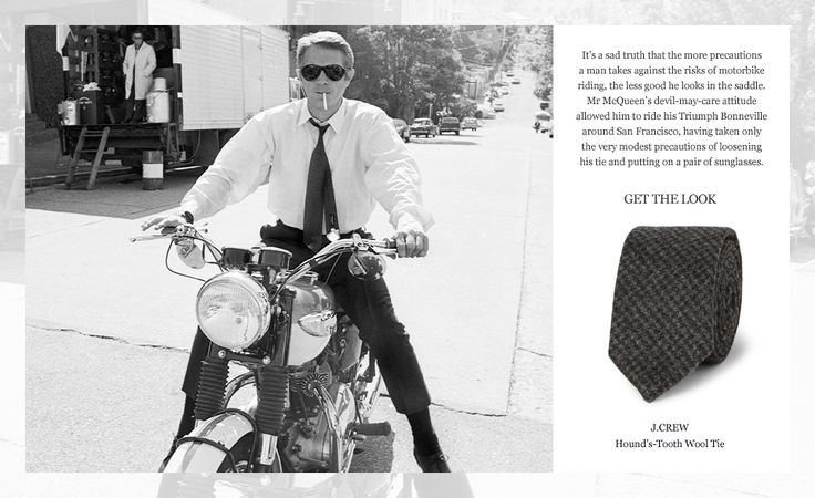 Why Mr Steve McQueen's style has never been more relevant