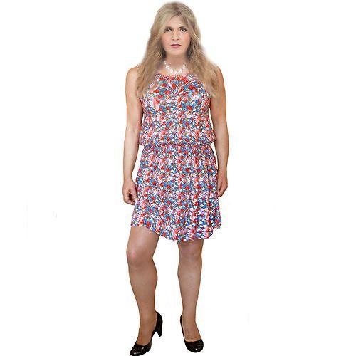 Dress Floral Pattern Size 14 NEW Private | eBay