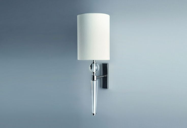 Clock Crystal Wall Lamp | The Clock Crystal Wall Lamp by Dettagli Lights is one of the wall lamps that are a part of the Clock Collection. Featuring the collection's signatu... view details on www.treniq.com