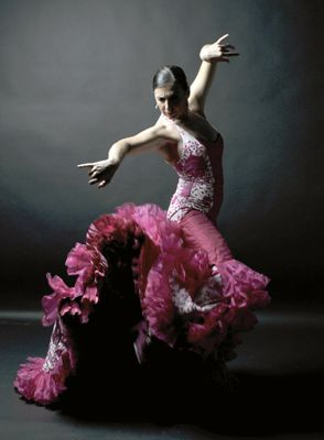 Flamenco dancer                                                                                                                                                                                 Más