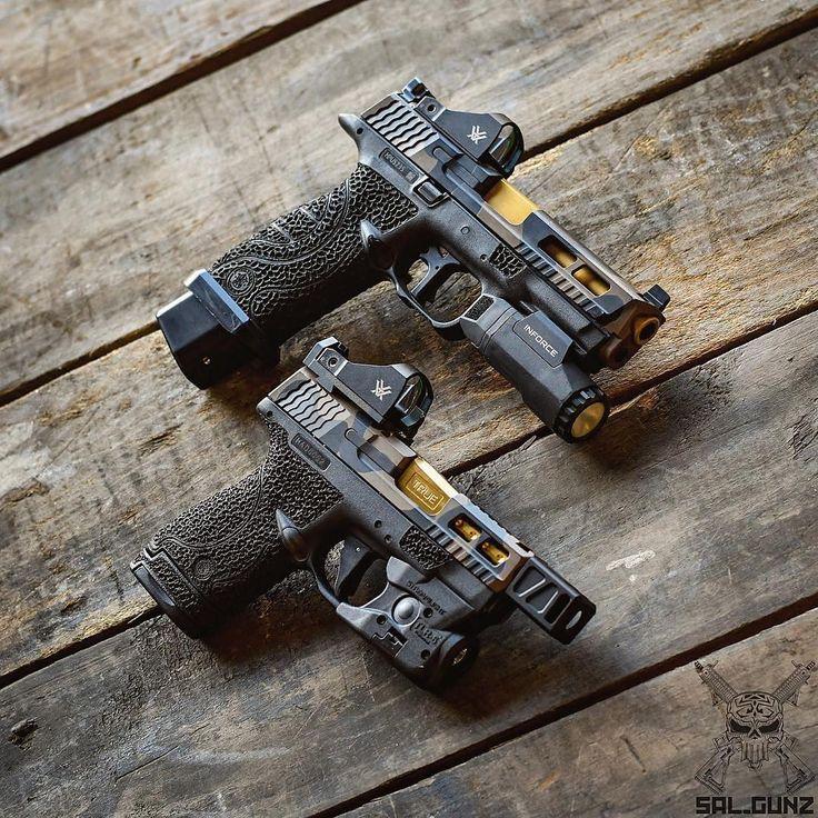 "1,743 Likes, 8 Comments - Apex Tactical Specialties (@apextactical) on Instagram: ""Matched set. PC: @sal_gunz ・・・ Twinsies. ・・・ #salcamo #mandp #mandp9 #mandpshield #shieldsquad…"""