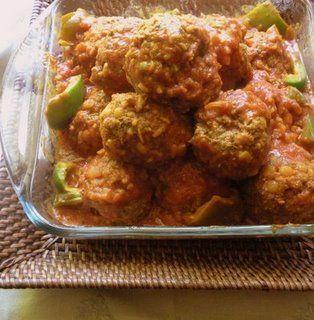 Herbed Ground Turkey Meatballs (Variation of Persian Koofteh) Recipe ...
