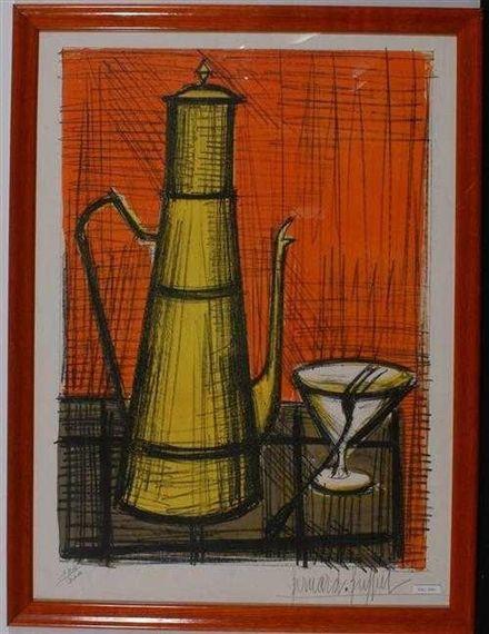 17 best images about bernard buffet art on pinterest for Bernard buffet cote