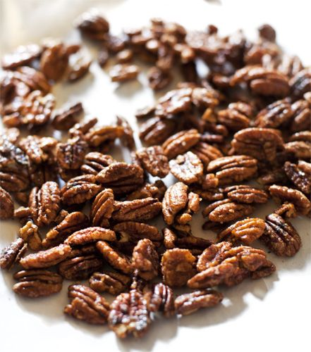Look What I Made: Candied Pecans Recipe | SideDish