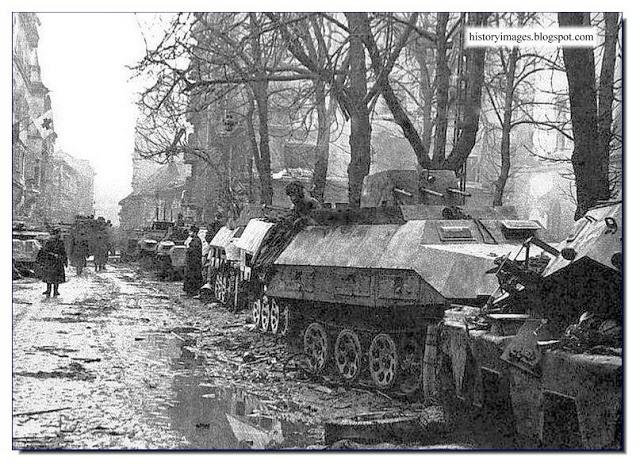 Budapest 1945.